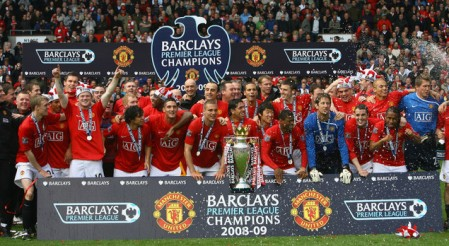 Man United: Premier League Champions, 2008/2009